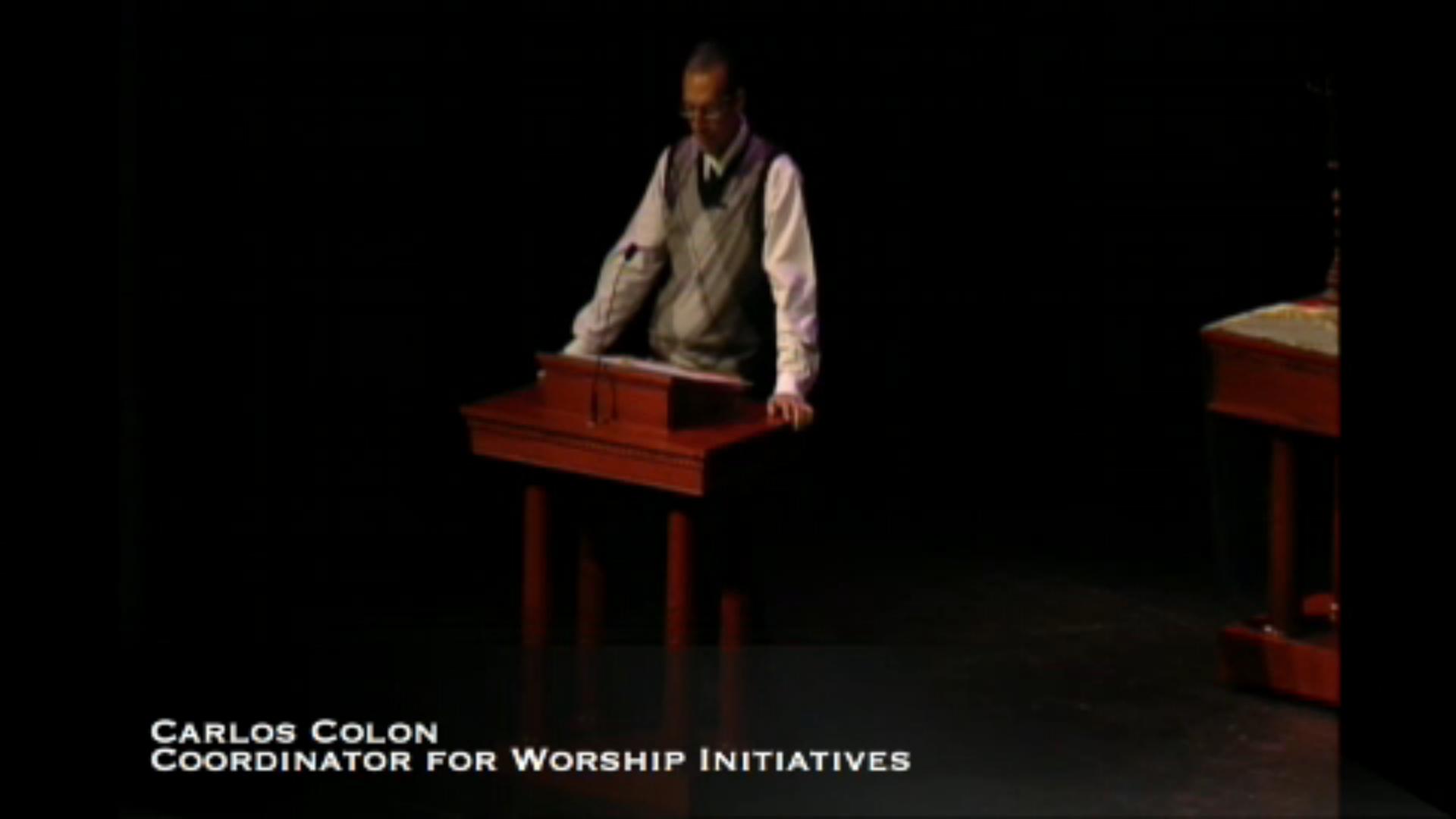 Worship 4-24-2013